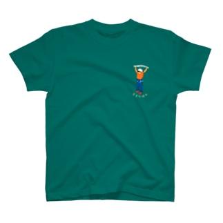 ちぎり Tシャツ