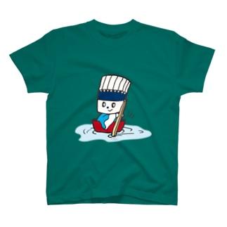 そうめん侍「どんぶらこっこ」 T-shirts