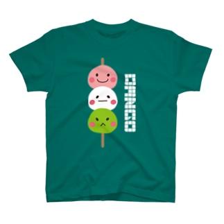 団子Tシャツ T-shirts