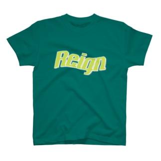 REIGN LOGO Tシャツ T-shirts