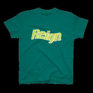 REIGNのREIGN LOGO Tシャツ T-shirts