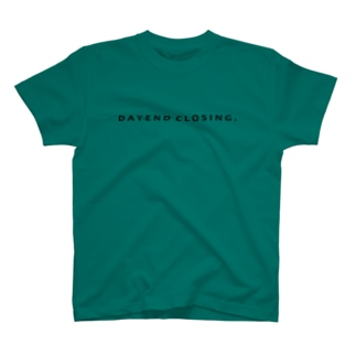 DAY-END CLOSING.Tee T-shirts