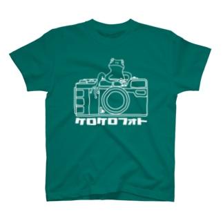 ケロケロフォト T-shirts