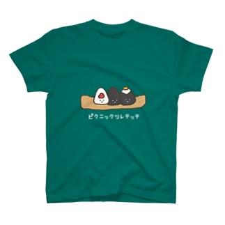 おにぎり三兄弟 T-shirts
