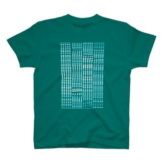 水玉ぼけ T-shirts