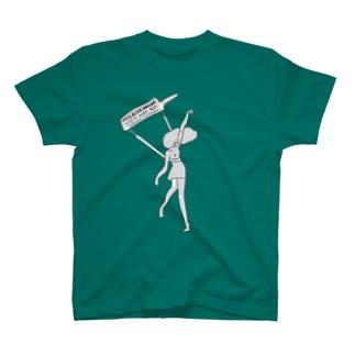 連れて行かれる T-shirts