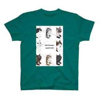 まやの目 ブラザーズ T-shirts