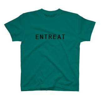新一が刺されたときに着ていたダサいTシャツ Tシャツ