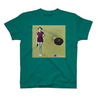 宇宙・日本・世田谷 another type T-shirts