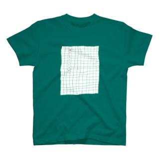 みどりの原稿用紙 T-shirts