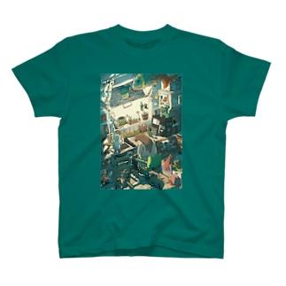 もっちアイテム T-shirts