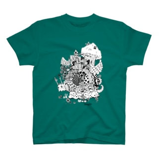 Magical Snail T-shirts