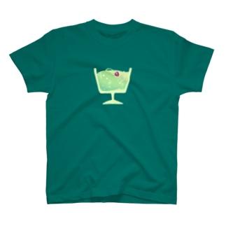 ソーダアンコウ T-shirts