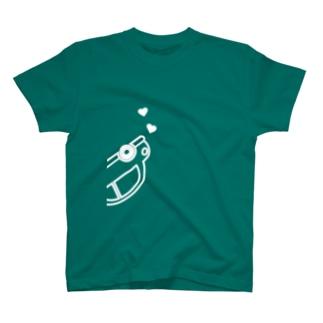 °M☆NIGHTチームTシャツ(濃色) T-shirts