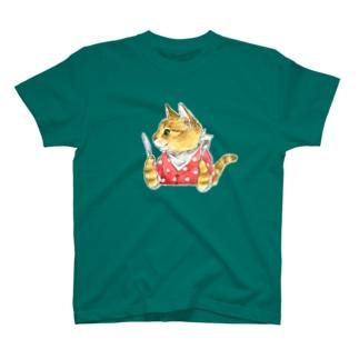 ハングリーチャトニャン T-shirts