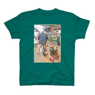 地下生鮮食品街 T-shirts