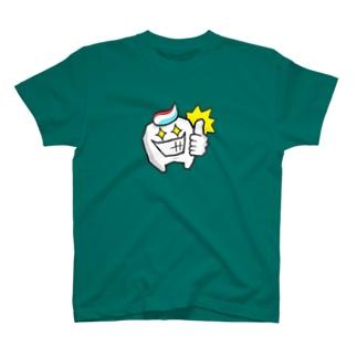 奥歯くん T-shirts