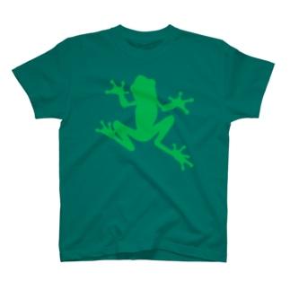 FROG(大判) T-shirts