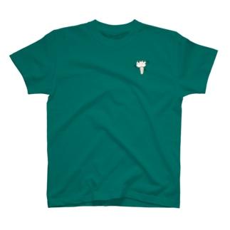 仙台弁こけし(キュッキュッキュッ) T-shirts