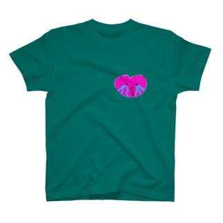 それいけハートくん T-shirts
