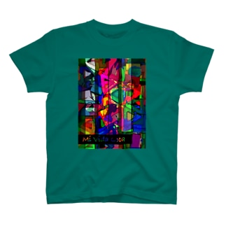 Mi Vida Loca 彩硝子 T-shirts