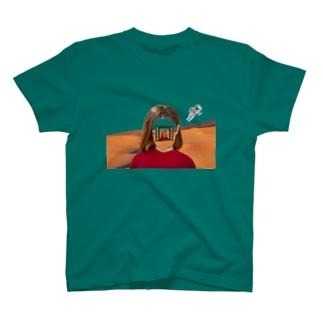 anywhere T-shirts
