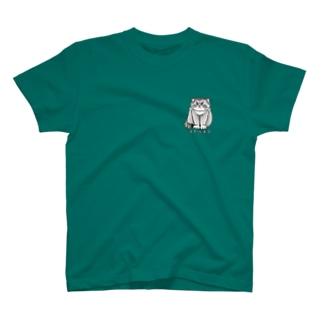 マヌルネコ  (ワンポイント ミニ) T-Shirt