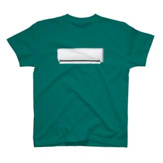 エアコン T-shirts