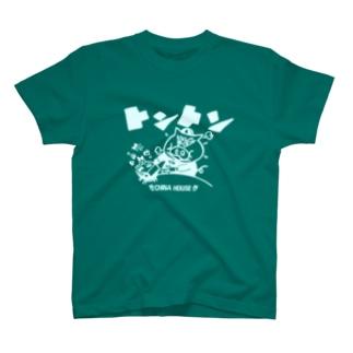 復刻版 トントン 水色ver. T-shirts