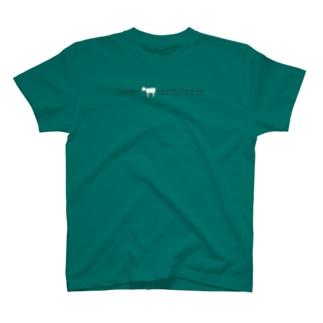 しまのなかまSLOW ヤギ T-shirts