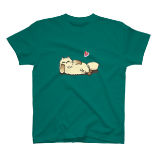 Chie Matsudaの生意気ペルシャ ラブリー T-shirts