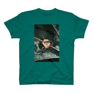 eye(leaf) T-shirts