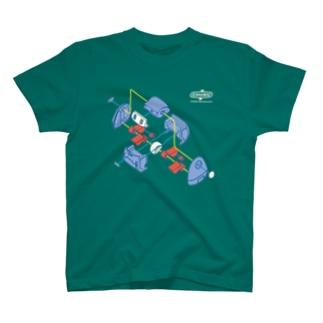 メカトロTP 「パージ」 T-shirts