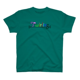 Twirling T-shirts