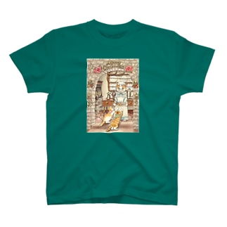 グランマのシュトーレン T-shirts