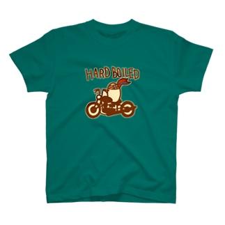ハードボイルド(たまご) T-shirts