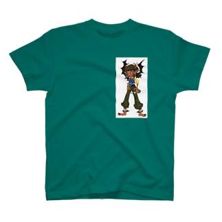 あくまちゃん T-shirts