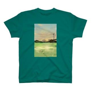 帰り道 T-shirts