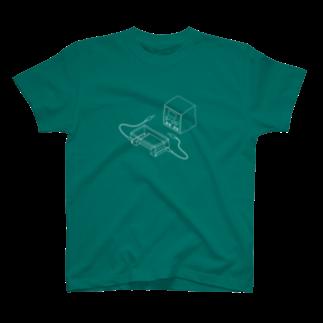 hirnの電気泳動 T-shirts