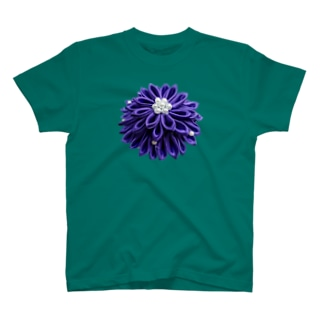 剣つまみのお花 T-shirts