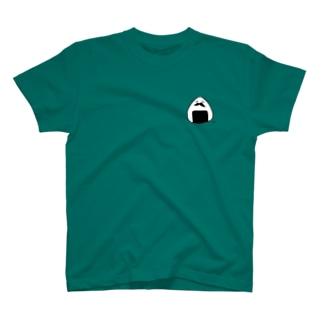 ヒゲ弁当(おむすび) T-shirts