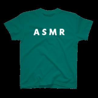 Tシャツ&パーカー屋さんのASMR T-shirts