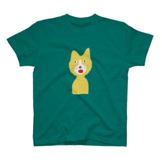 きいろいねこ T-shirts