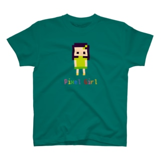 PixelGirl Tシャツ