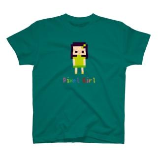 PixelGirl T-shirts