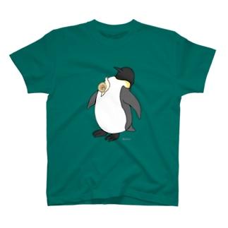 カタツムリとペントロー T-shirts