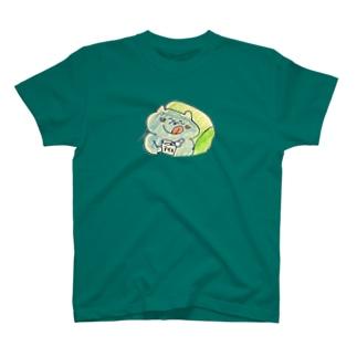 アイスねこぜ(時価) T-shirts