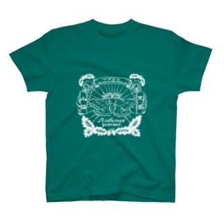 ヤママユ のための図案 T-shirts