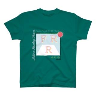 FRR(英語ロゴのみ/あわいver.) T-shirts