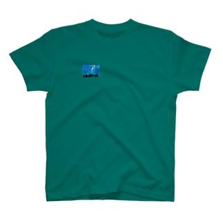ジンベイ&ジンベイ T-shirts